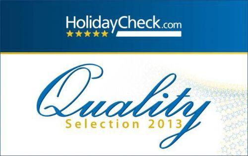 Holiday Check Quality Selection 2013 + 2014